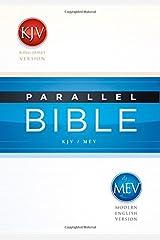 KJV/MEV Parallel Bible: King James Version / Modern English Version (MEV) Hardcover