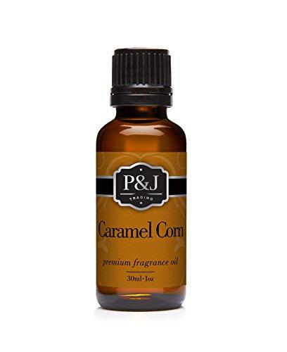 (Caramel Corn Premium Grade Fragrance Oil - 30ml)