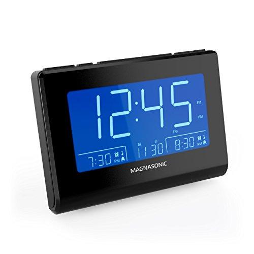 Buy dual alarm clock radio