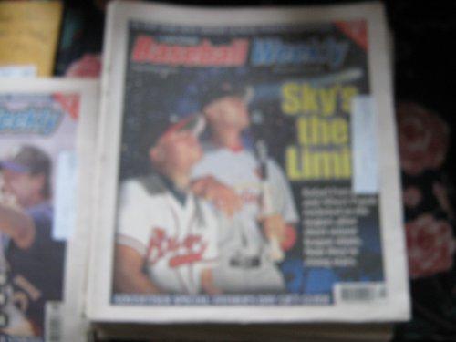 (Baseball Weekly , Rafael Furcal , Albert Pujols , May 16-22 , 2001)