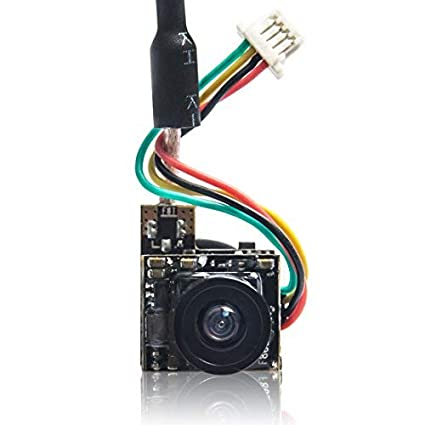 Wolfwhoop WT07 Micro 5 8GHz 25mW FPV Transmitter and 600TVL Camera with OSD  Interface for FPV Quadcopter Drone