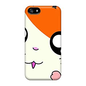 Defender Case With Nice Appearance (hamtaro) For Iphone 5/5s by icecream design