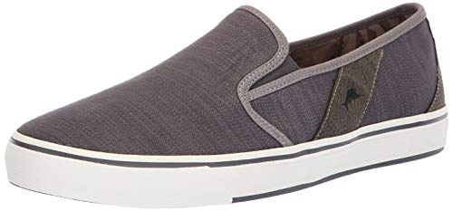 (Tommy Bahama Men's Pacific Ridge Sneaker, Charcoal Denim, 11 D US)