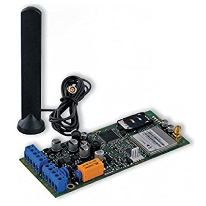 Tarjeta Transmisor Telefónico GPRS SMS Antena GSM BENTEL ...