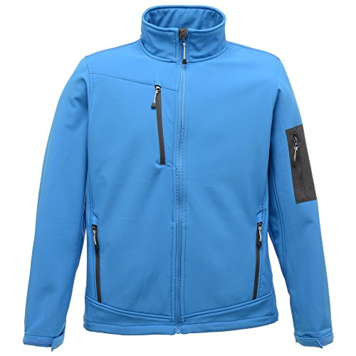 Shell Regatta French Breathable Jacket ladies Soft Arcola Waterproof Womens Blue 8rqxIrUwgY