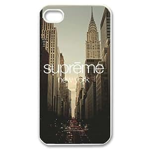 City of Dream Unique Design Case for Iphone 4,4S, New Fashion City of Dream Case