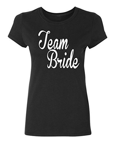 Womens T shirt Bridesmaids Team Bride product image
