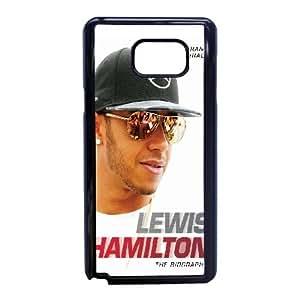 Cool Design Case For samsung s4 9500 Lewis Hamilton Phone Case