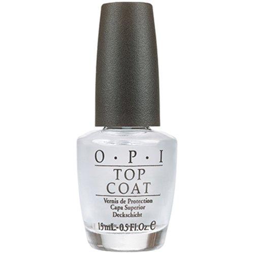 OPI Nail Polish, Top Coat, 0,5 once