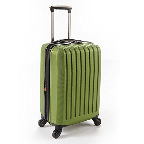 Luggage 4 Less (DASH 4-Wheeled Expandable Carry-On)
