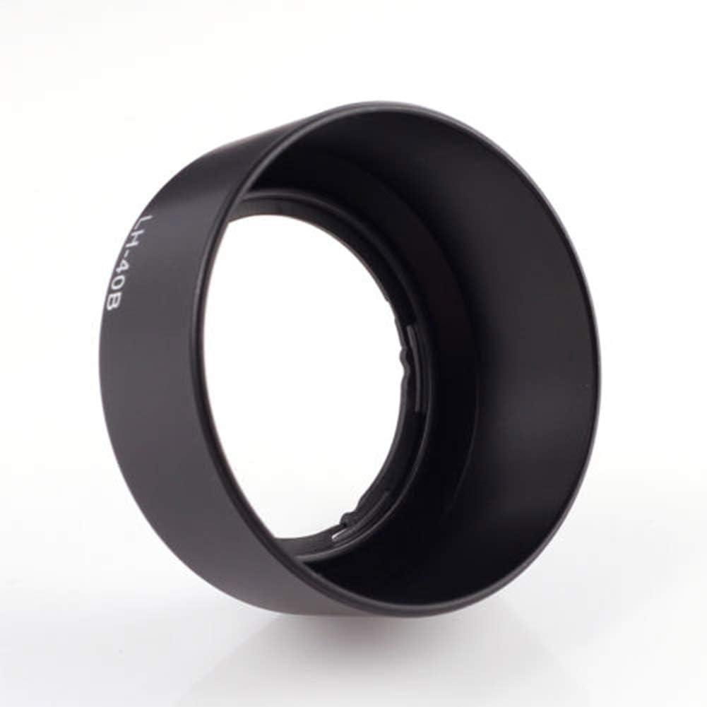 MeterMall Electronics LH-40B Lens Hooder for Olympus Hood Shade M.ZUIKO Digital 45mm Len Part