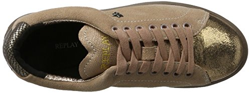 Femme REPLAY REPLAY Albe Sneakers Basses Albe F8wRq7