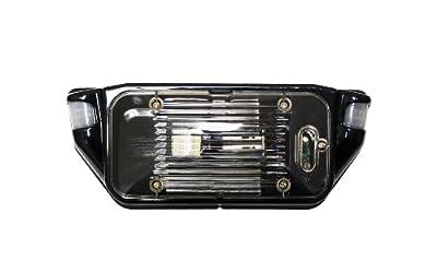 Starlights SL-1000 Smart Light 1000 12-volt Exterior Motion Light, Black