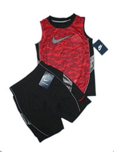 block Muscle Tee & Shorts 2 piece Set 24 Months ()