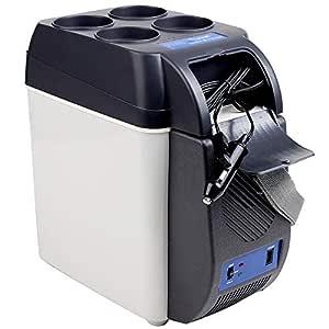 Nevera Portatil Refrigerador Para Autos 7L Con Función De ...