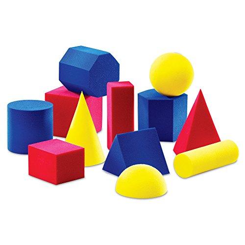 Learning Resources Set de Actividades con Formas cotidianas