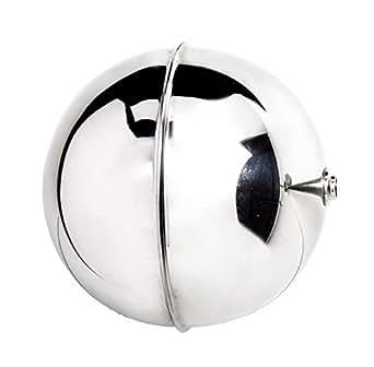 """Boya roscada de diametro 125 mm para válvula de flotador industrial 1/2"""" y"""