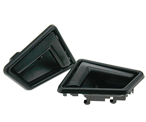 - Pair Front Inner Door Handle For SUZUKI VITARA 1989-1998 New Black LH RH