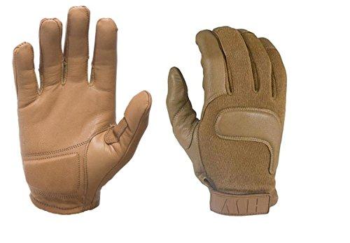 (Combat Glove, Coyote Tan, Small - M - CG300-S)