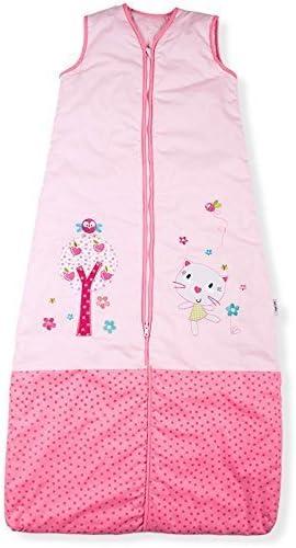 Sacos de Dormir para Bebé, Jardín Bonito del Gatito, Kiddy Kaboosh ...