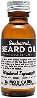 product image for Gunbarrel Beard Oil - All Natural, Hand Crafted in USA