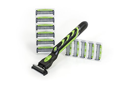 Price comparison product image Micro Touch Toughblade Pro: Lighted Power Razor