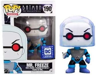Mr. Freeze #290 Legion of Collectors Exclusivo POP! con Caja ...