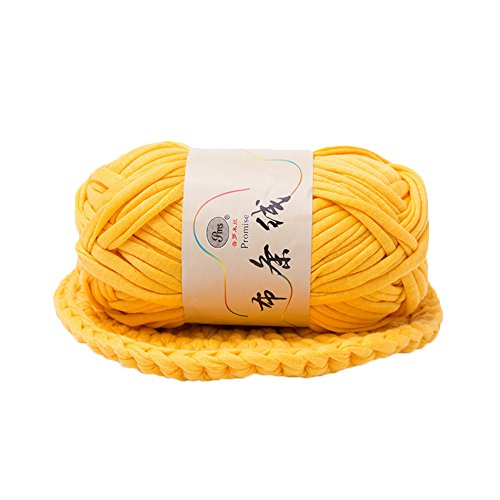 preliked Hand-knit Woven Thread Thick Basket Blanket Braided DIY Crochet Cloth Fancy Yarn (Deep (Fancy Crochet)