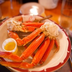 Snow Crab (Snow Crab - 5 lb box)
