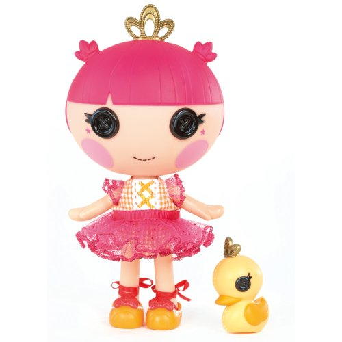 Lalaloopsy Littles Doll - Twisty Tumblelina