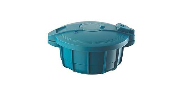 Prestige Microondas Olla de presión de 2,2 litros Teal ...