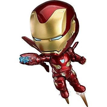 Fting Marvel Avengers Toys - Iron Man MK50 Figuras de acción ...