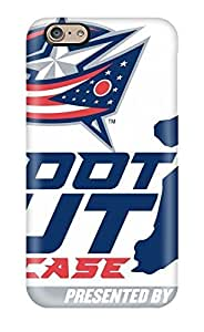 Michael paytosh's Shop 1449301K764634878 columbus blue jackets hockey nhl (32)_jpg NHL Sports & Colleges fashionable iPhone 6 cases