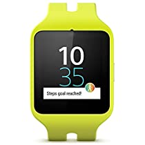 Sony Smartwatch 3 Sport, color verde