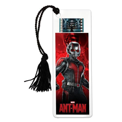 Marvel's Ant-Man Film Cell Bookmark (Marvel Film Cell Bookmark)