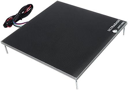 ANYCUBIC Ultrabase 220x220mm plataforma MK2 MK3 de impresora 3d ...