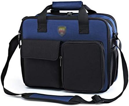 ツールオーガナイザー 工具収納、キャリアやオーガナイザーのためのショルダーストラップ付きツールバッグ複合布ツールバッグ ポータブルツールボックス (サイズ : S)
