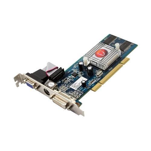 - 0K4525 - ATI RADEON X300 64MB PCI-E VIDEO CARD, 109-A26000-00