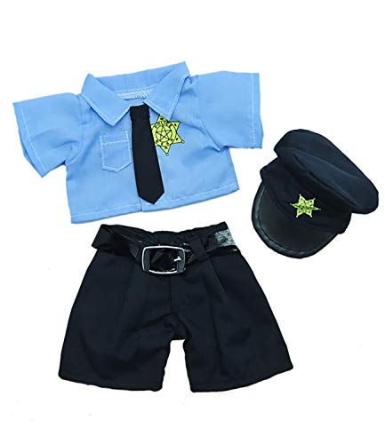 - Policeman Outfit Fits Most 8