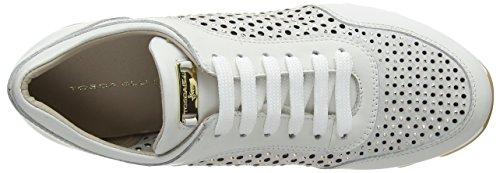Bianco C00 Sneaker Tosca Funky Donna Blu bianco 4v84xI