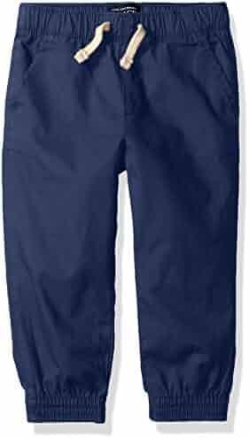 The Children's Place Boys' His Li'l His Basic Jogger Pants