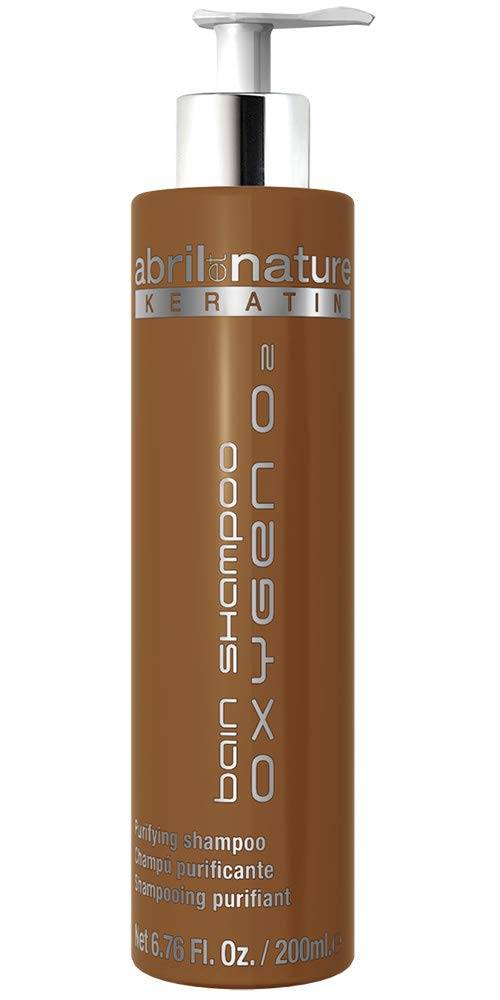 Abril and Nature Oxygen O2 Hair Treatment