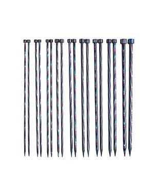 Knit Picks 10'' Majestic Wood Straight Knitting Needles by KnitPicks