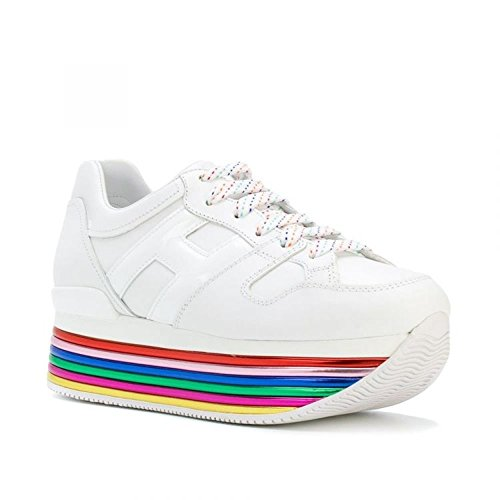 Hogan Damen Sneaker Bianco
