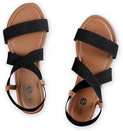 Rekayla Flat Elastic Sandals Women product image