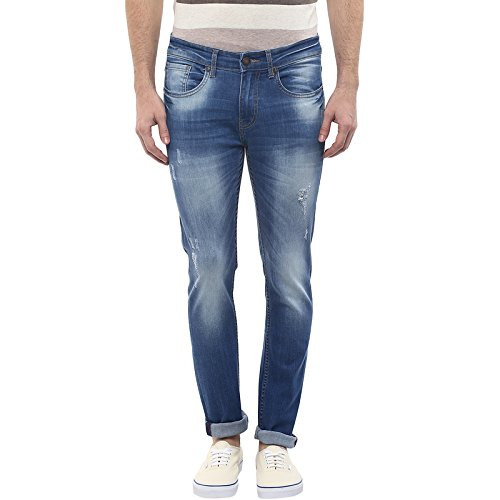 33750312 AMERICAN CREW Men's Slim Fit Jeans: Amazon.in: Clothing & Accessories