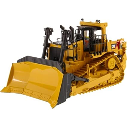 Caterpillar 85532 1:50 Scale CAT D10T Track-Type Tractor, High Line Model