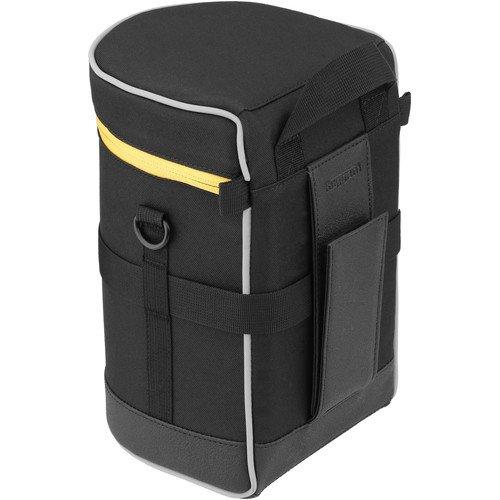 Ruggard Lens Case 8.5 x 4.5'' (Black)(6 Pack)
