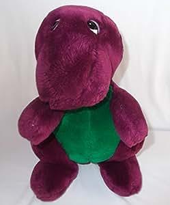 Amazon.com: FIRST EDITION Vintage Barney Dinosaur Backyard ...