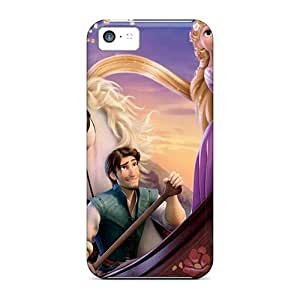 For Iphone Cases, High Quality Tangled Boat Scene Cartoon For Iphone 5c Covers Cases